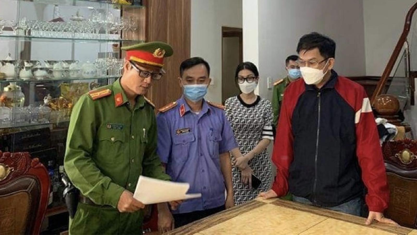 """Khởi tố 2 bị can liên quan dự án chục tỷ """"đắp chiếu"""" tại Đắk Lắk"""