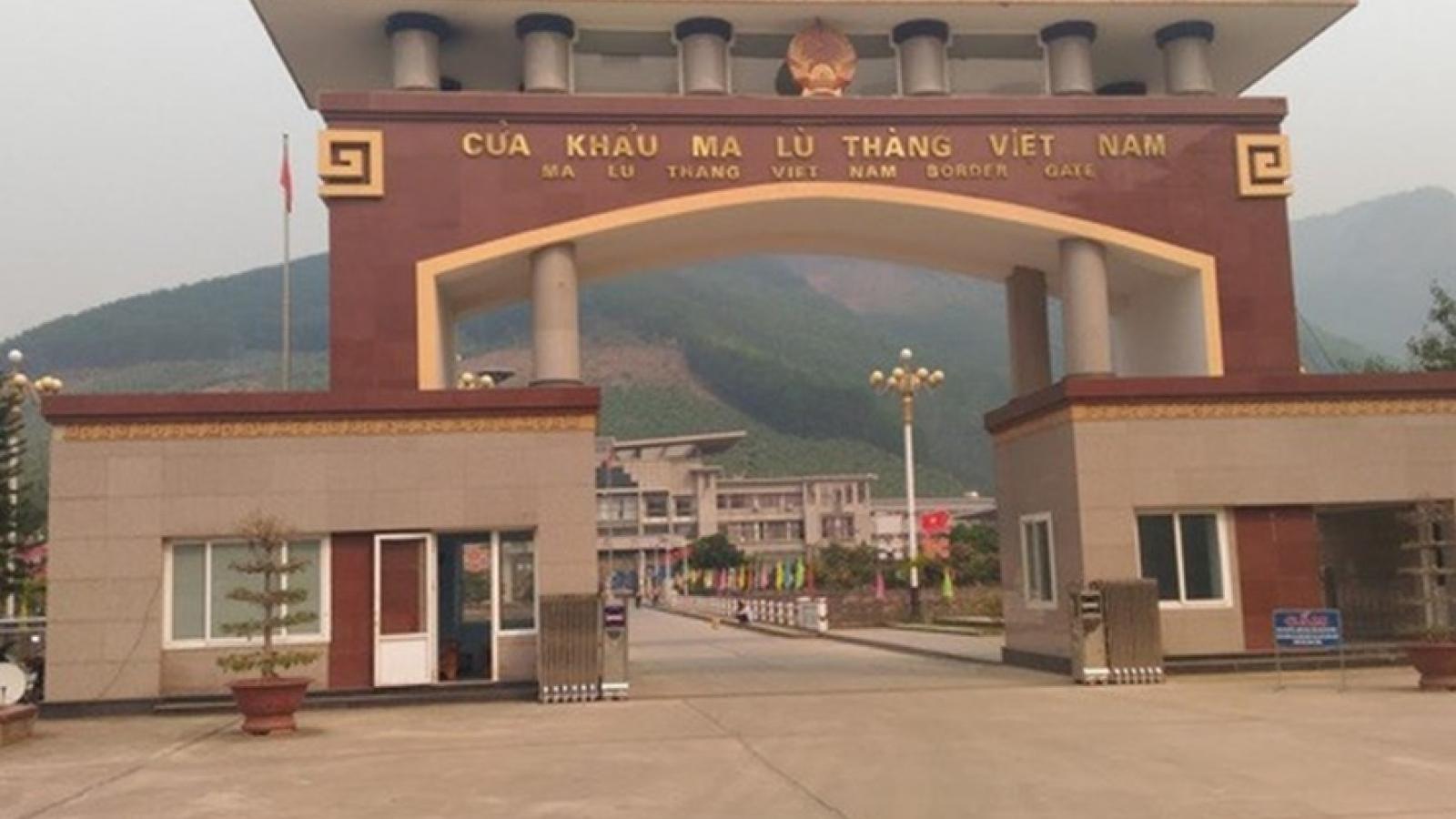 Kỷ luật và khai trừ Đảng nhiều cán bộ biên phòng Lai Châu