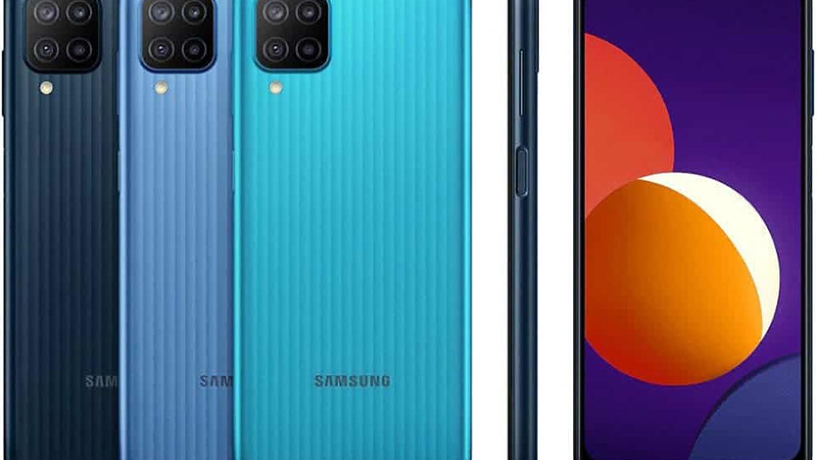 Vừa lặng lẽ đăng tải trên website, Samsung đã gỡ bỏ thông tin Galaxy M12