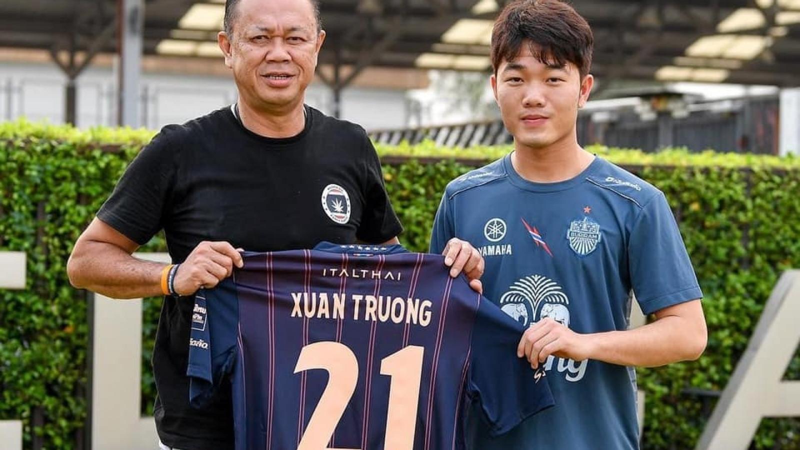 Ngày này năm xưa: Xuân Trường gia nhập đội bóng Thái Lan