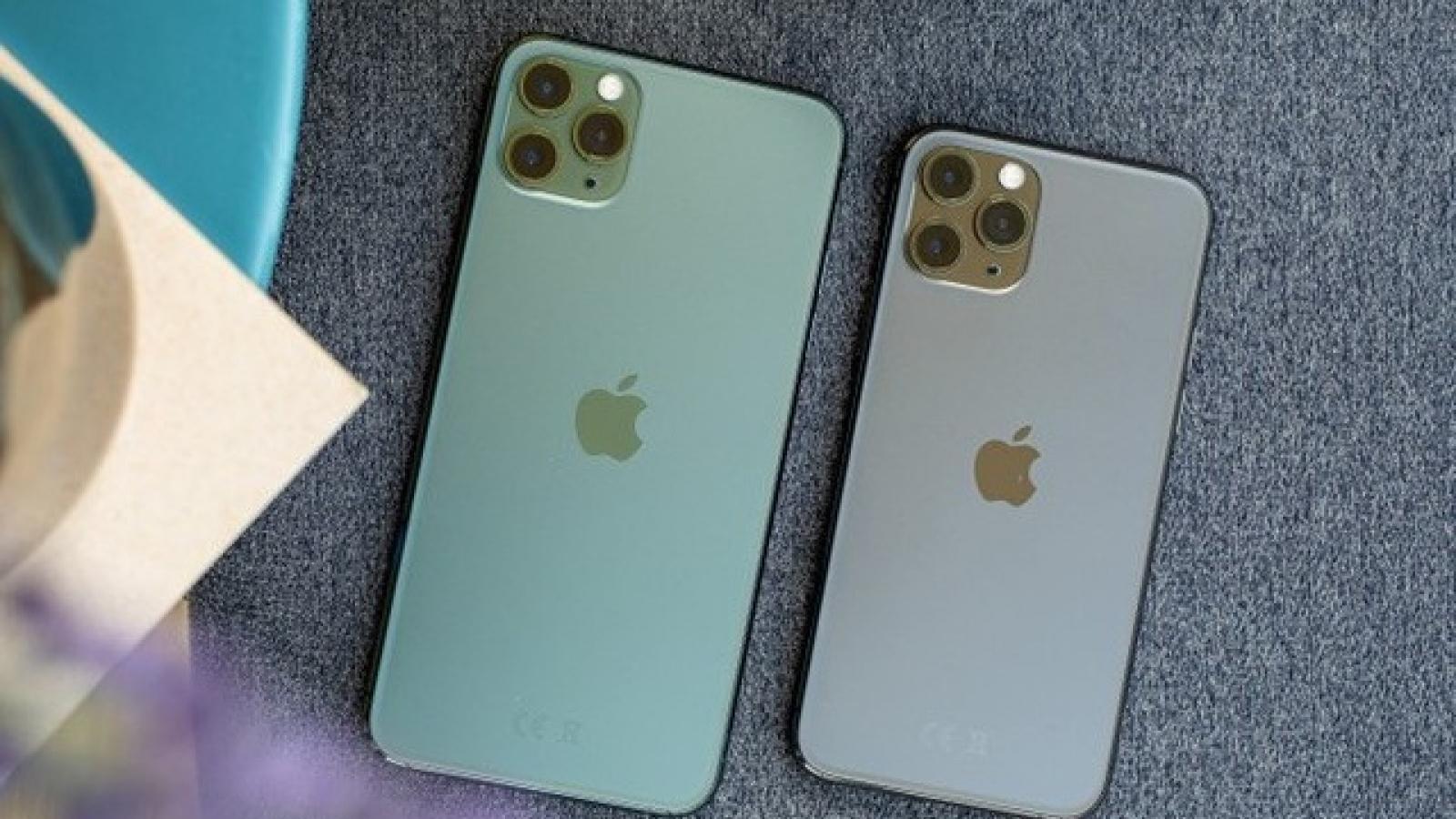 Đại lý xả hàng, iPhone cũ liên tục giảm giá ngày cận Tết
