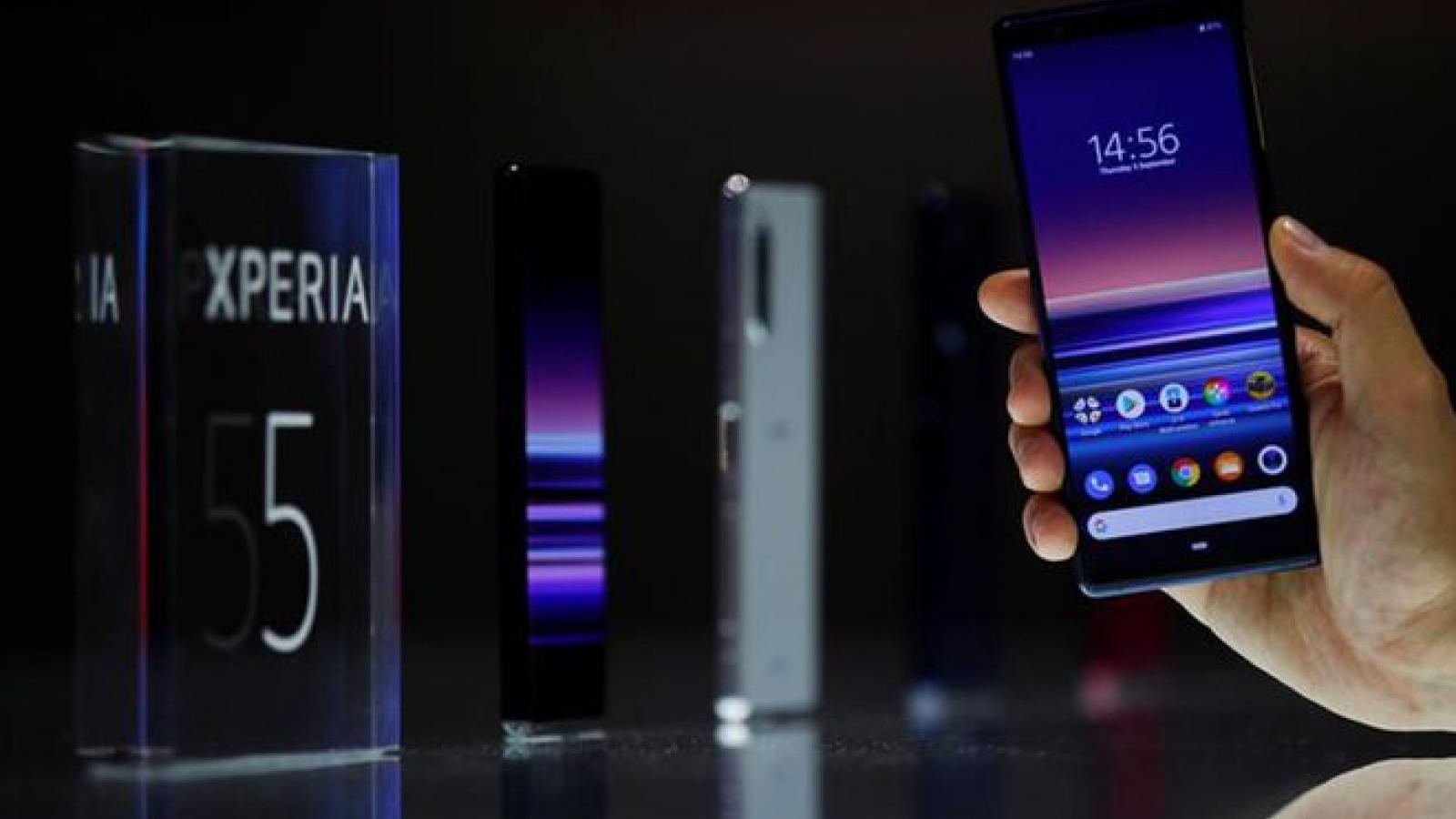 Sony bán được 1 triệu smartphone Xperia trong quý 4/2020