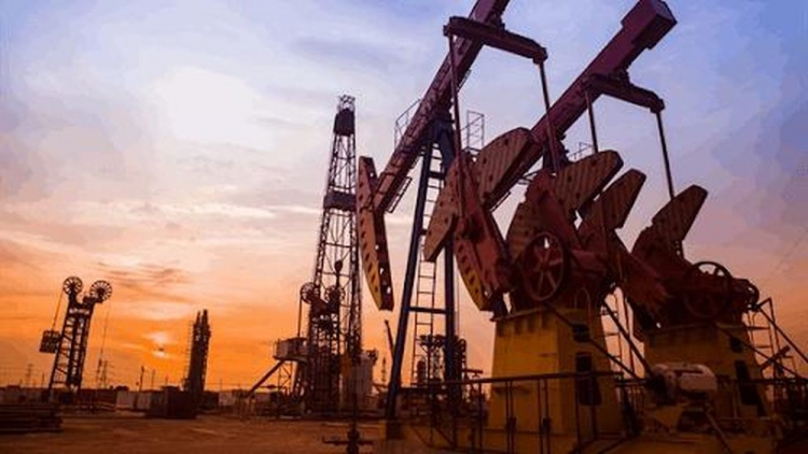 Giá dầu tăng mức cao nhất trong vòng hơn 1 năm