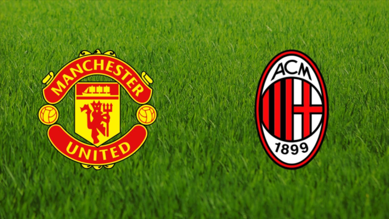 """Bốc thăm vòng 1/8 Europa League: """"Đại chiến"""" MU - AC Milan"""