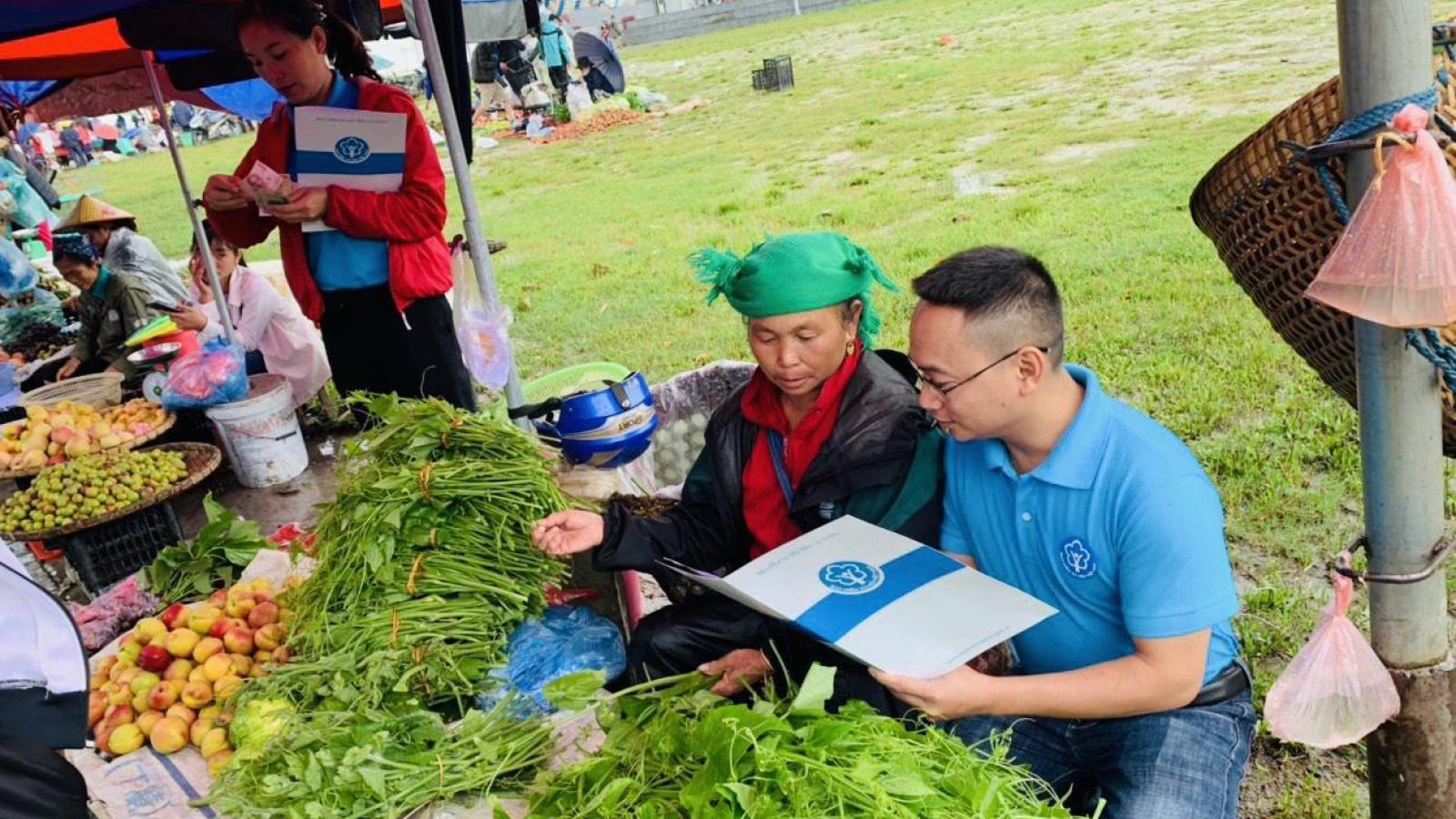 BHXH Việt Nam giao chỉ tiêu phát triển người tham gia BHXH, BHYT, BHTN năm 2021
