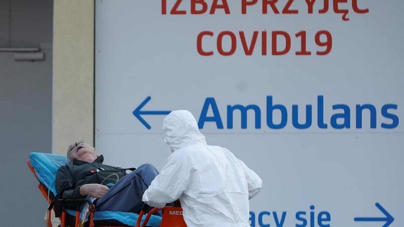 Ba Lan cảnh báo làn sóng Covid-19 lần thứ 3