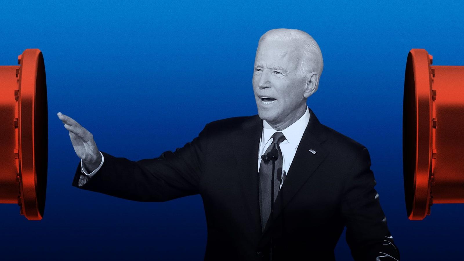 Đồng minh lo ông Biden nói không đi đôi với làm liên quan đến Dòng chảy phương Bắc 2