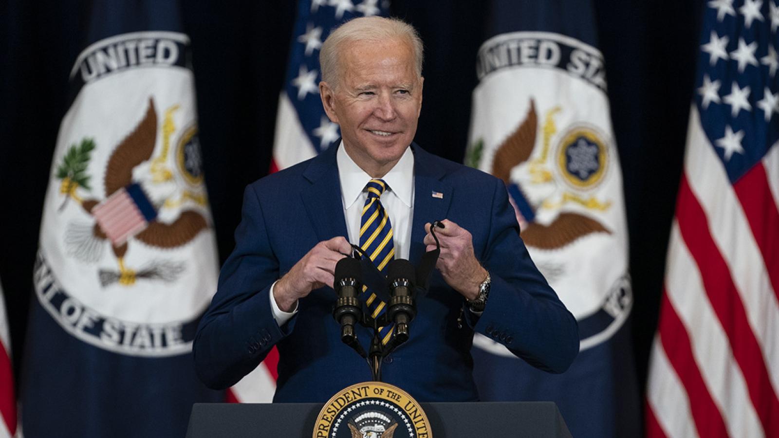 Vì sao chính quyền Biden không dễ bỏ lại Trung Đông trong một sớm một chiều?