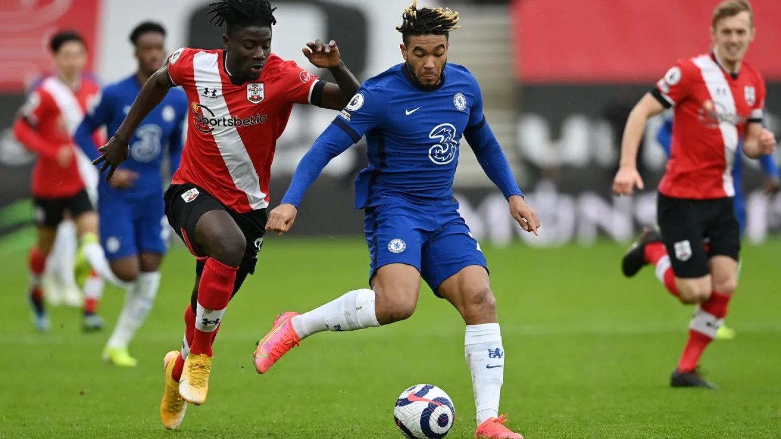 Bị Southampton cầm hòa, Chelsea đứt mạch thắng dưới thời Tuchel