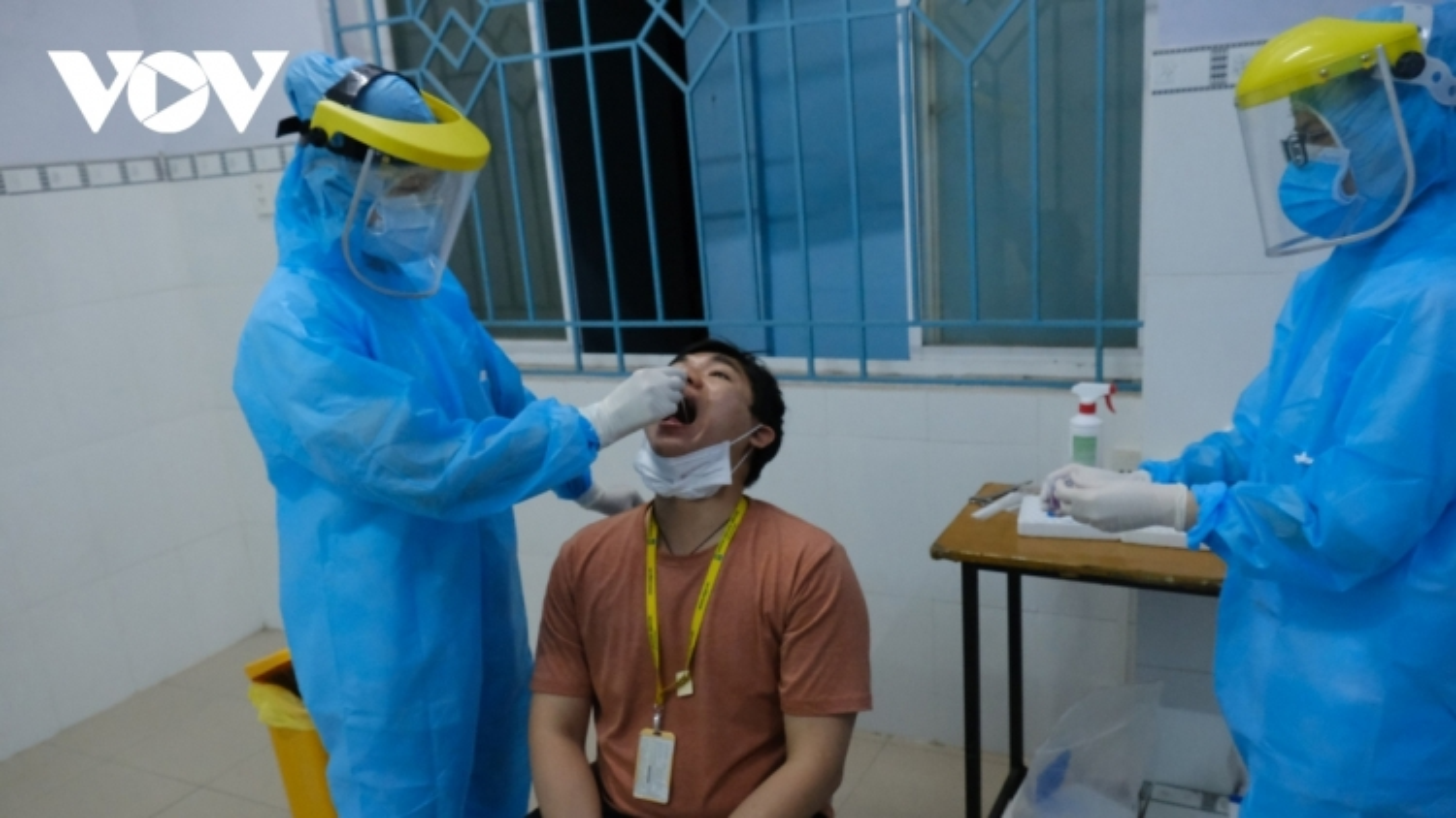 COVID-19: Vietnam confirms three new community cases on Feb. 9 morning
