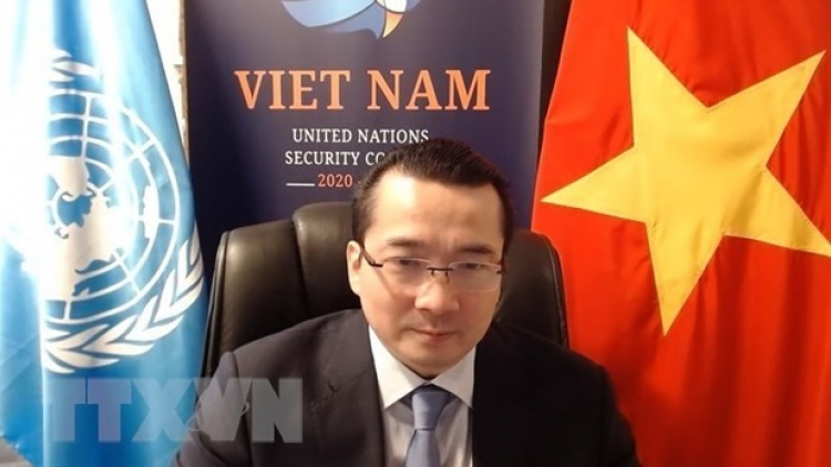 Vietnam re-affirms commitment to int'l cooperation to fight terrorism