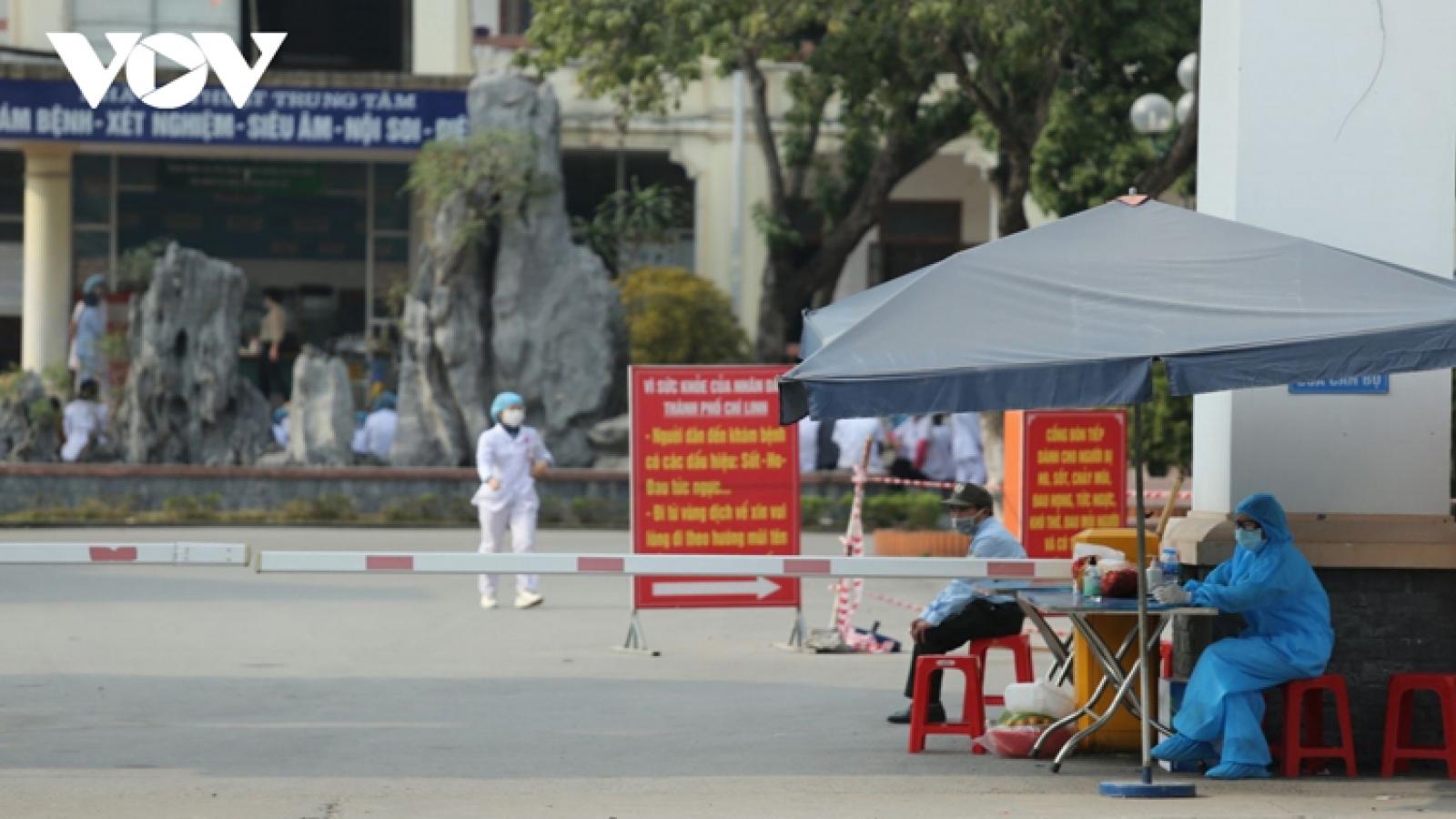 Hai Duong hotspot confirms 16 more COVID-19 cases
