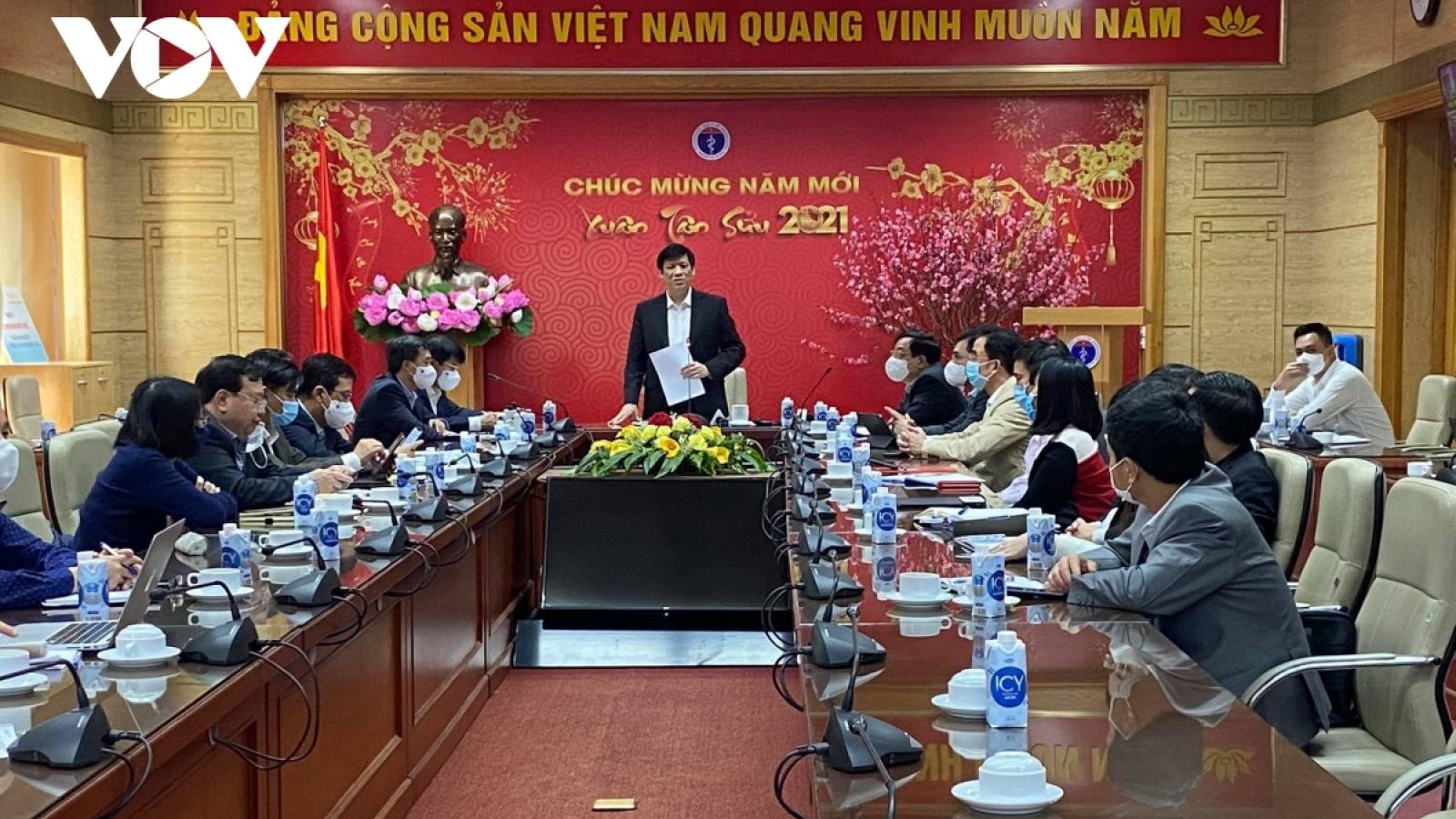COVID-19 attacks 11th locality in Vietnam