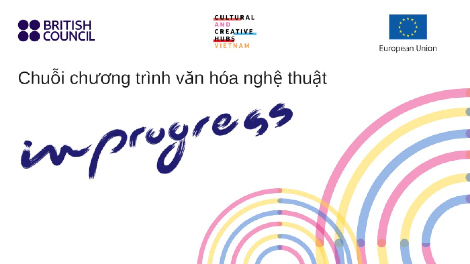 British Council announces In Progress-series in Vietnam