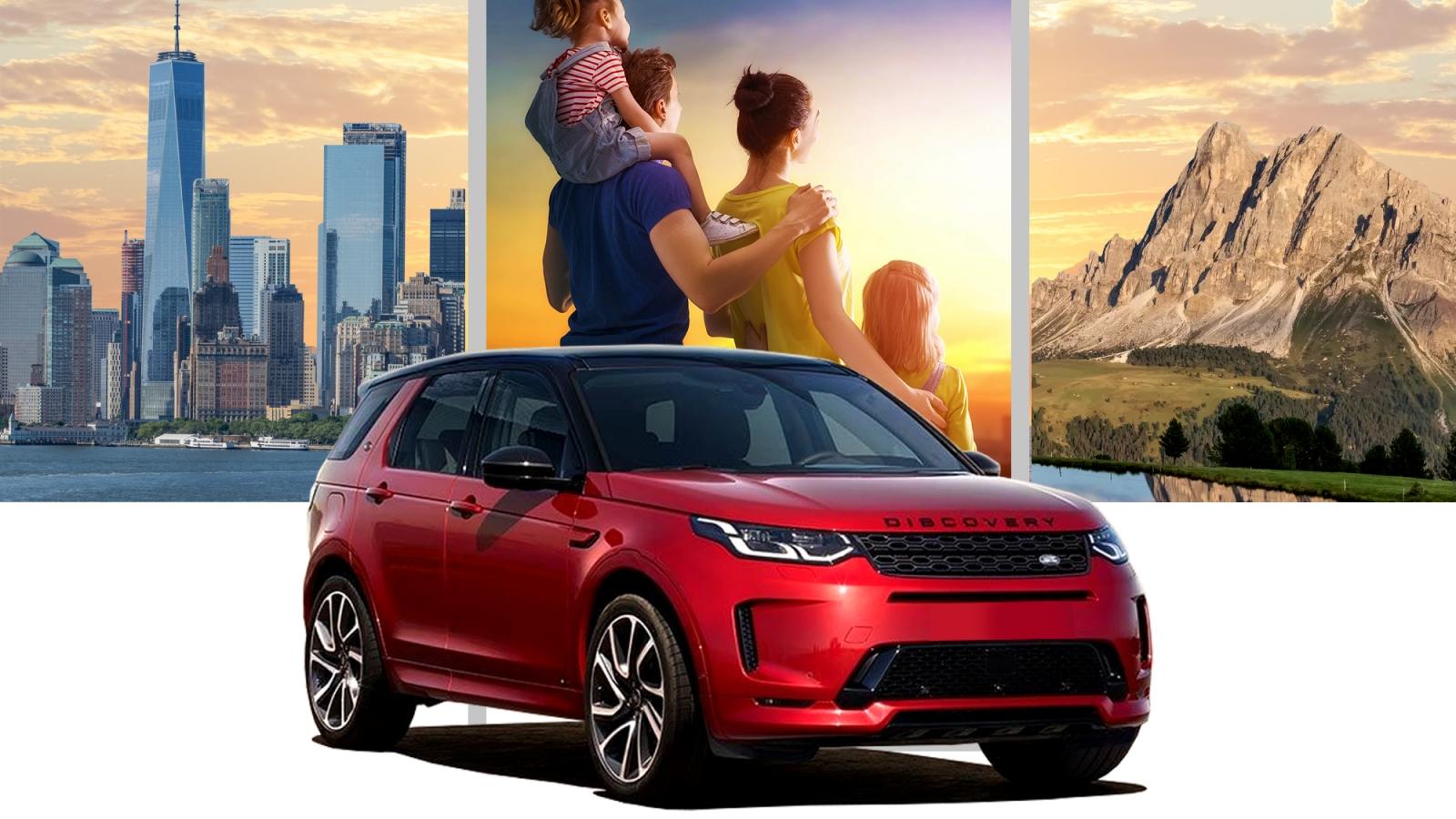 Khám phá Discoversy Sport: Chiếc SUV thể thao đa dụng dành cho gia đình