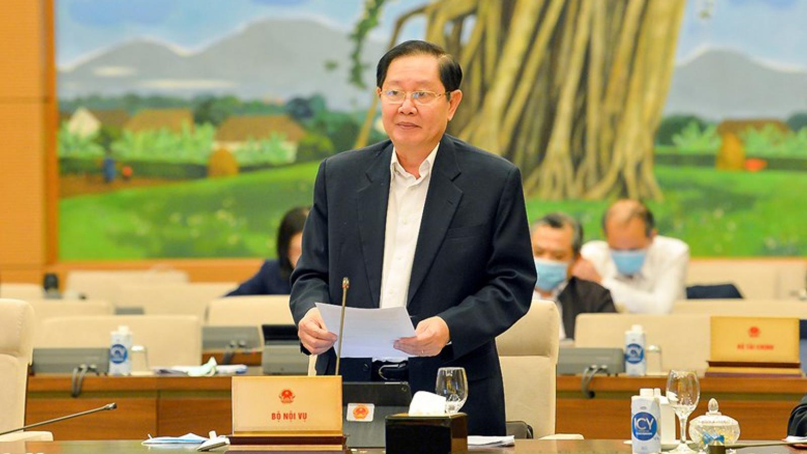 HĐND Thành phố Hà Nội được tăng số lượng đại biểu chuyên trách