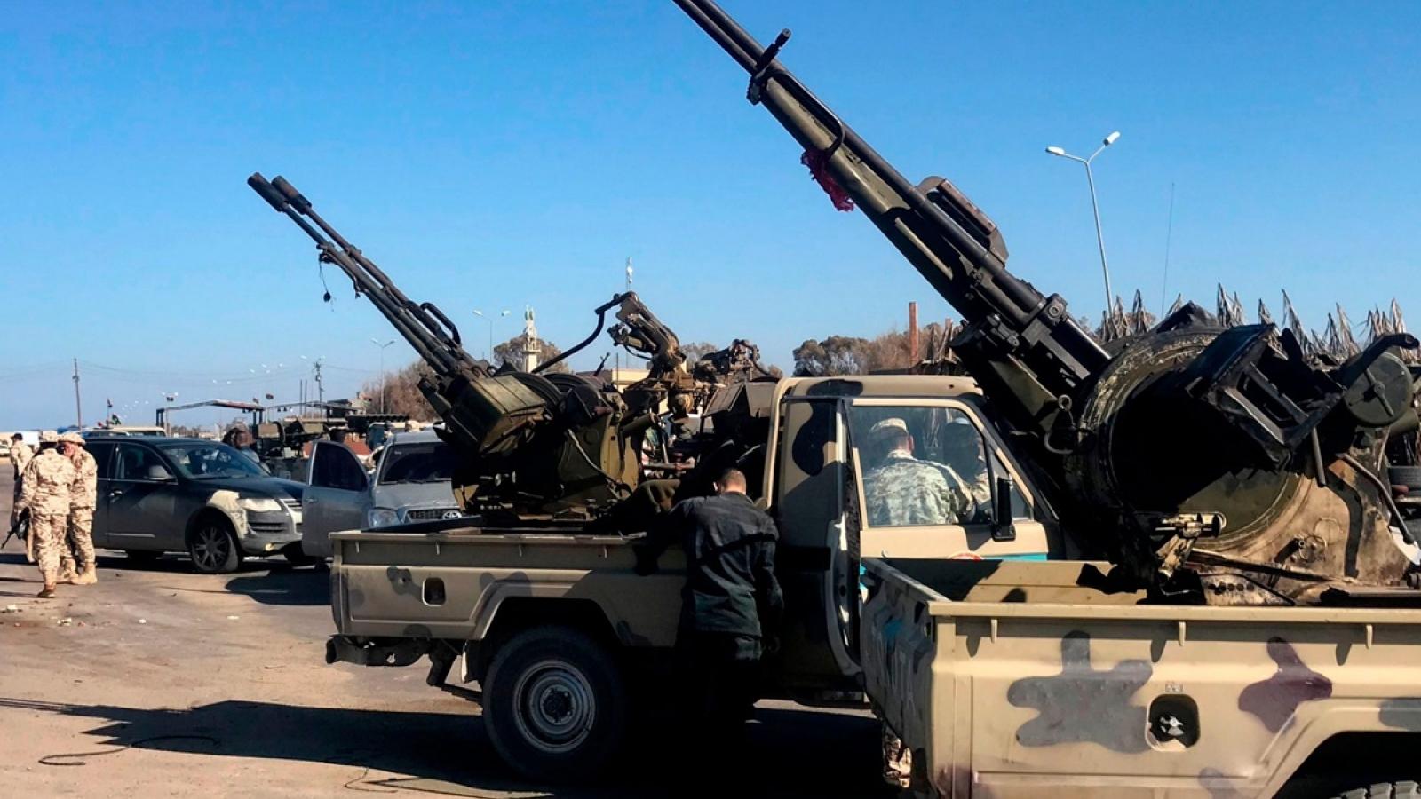 Những tín hiệu chính trị tích cực mới tại Libya sau bao năm xung đột
