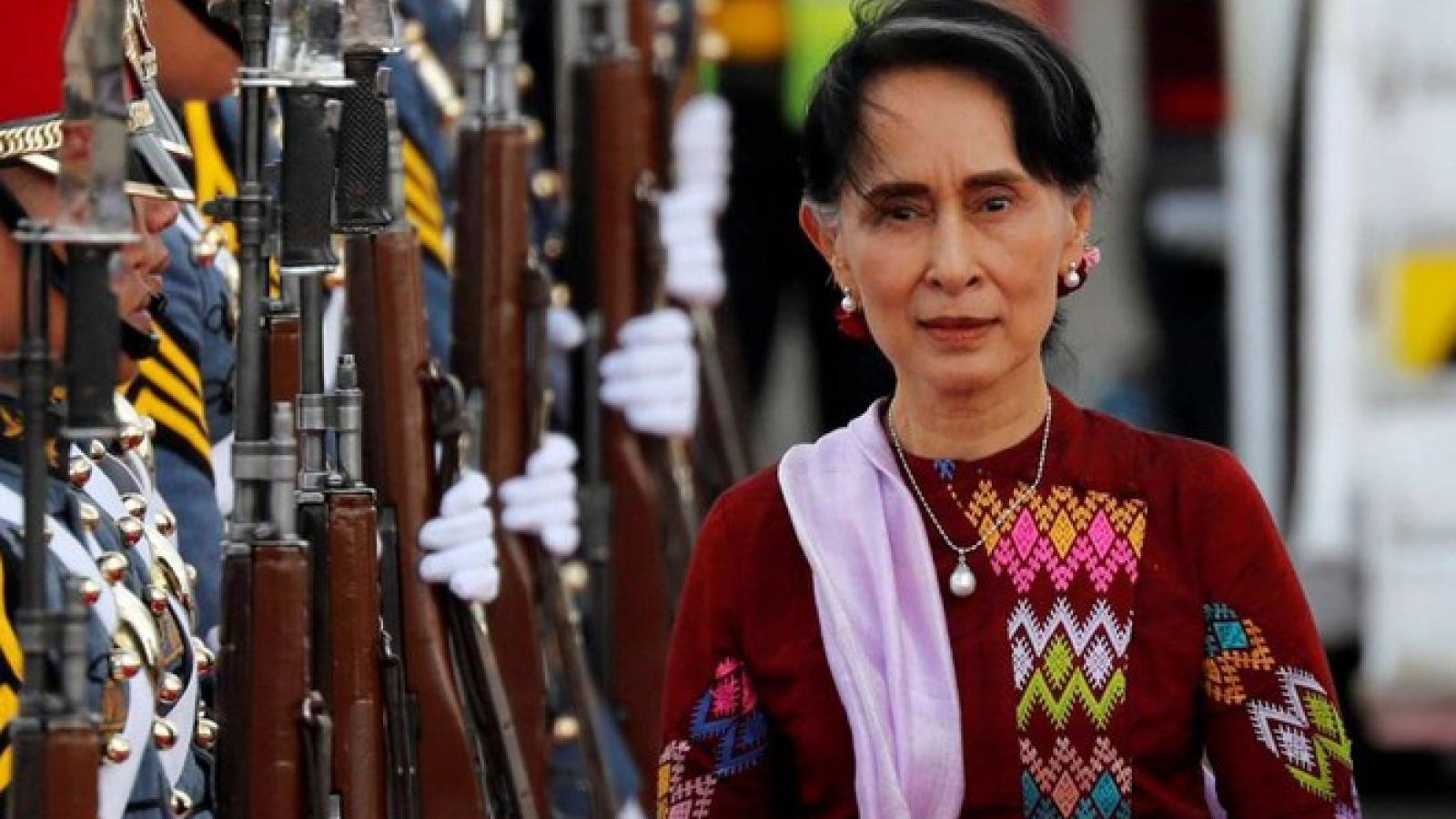 Thế giới phản ứng về chính biến ở Myanmar