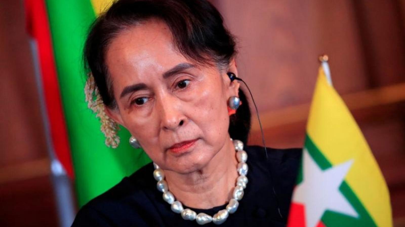 Chính biến ở Myanmar: Quân đội bắt giữ cố vấn nhà nước Aung San Suu Kyi