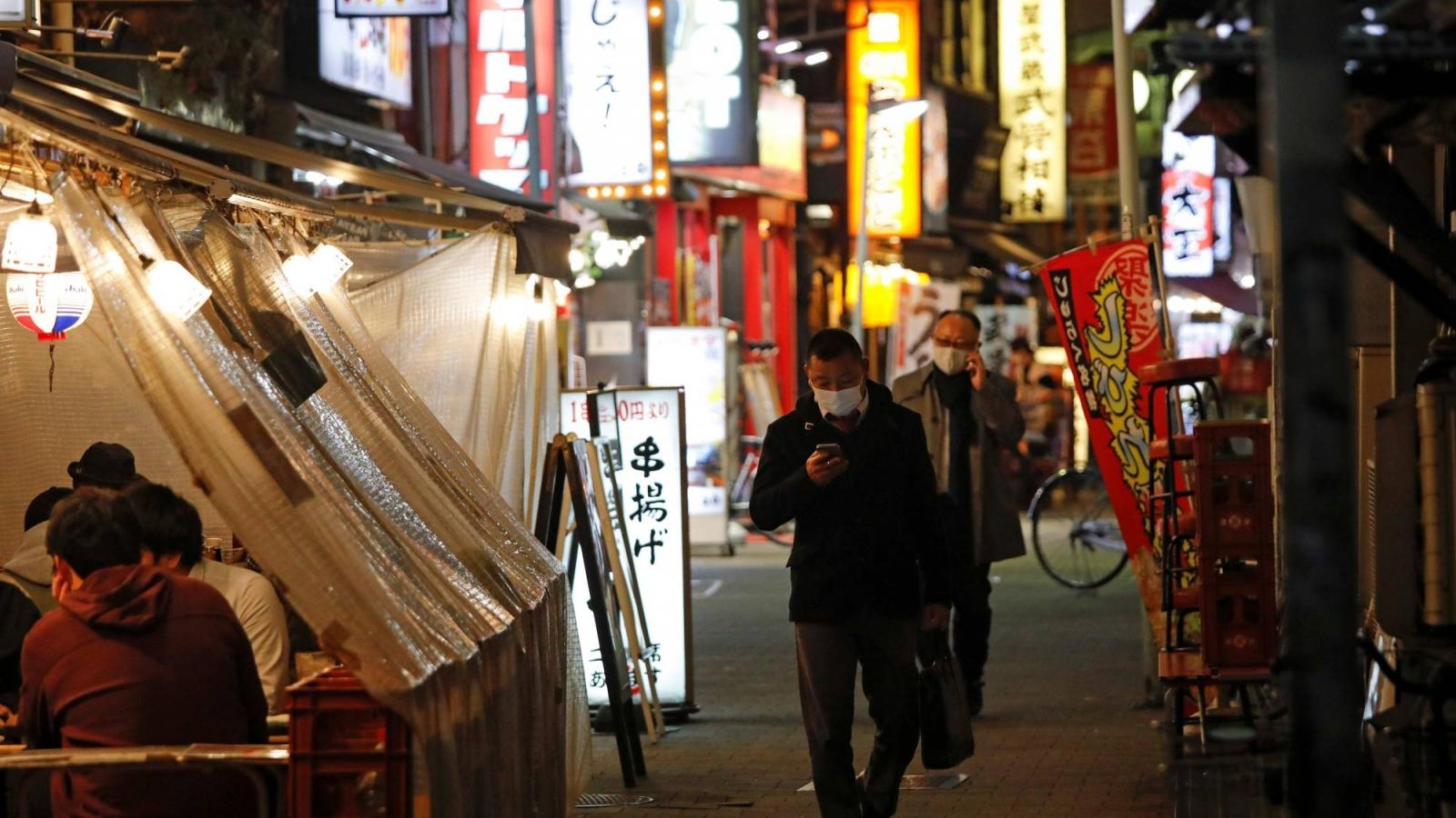 Nhật Bản phát hiện ổ dịch Covid-19 liên quan đến biến thể mới