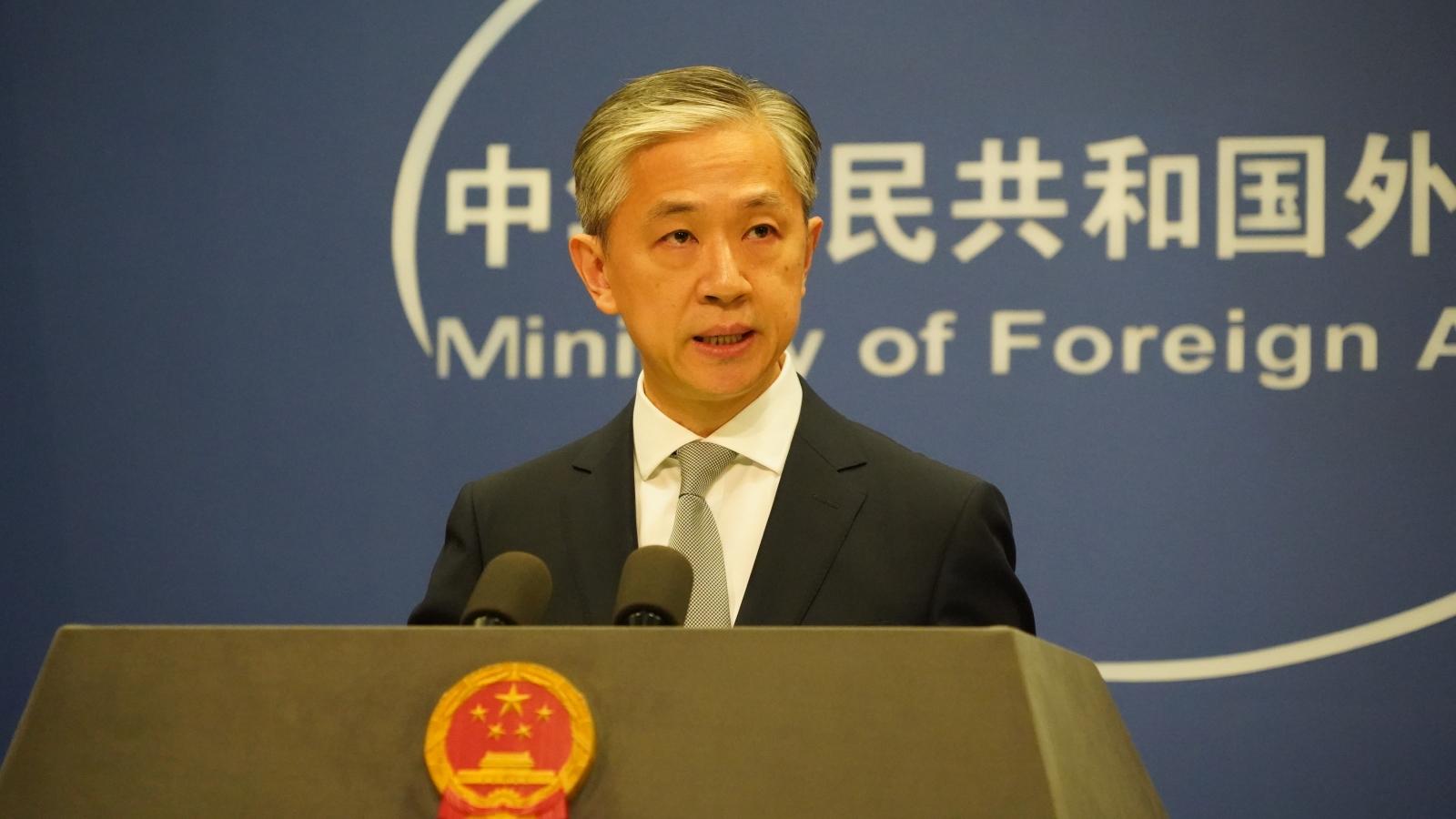 Trung Quốc phản bác các chỉ trích của Tổng thống Mỹ