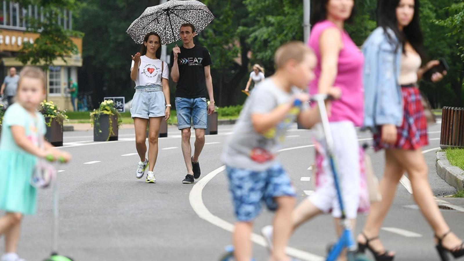 """Nga sẽ có thể trở lại """"cuộc sống bình thường"""" hậu Covid-19 vào mùa hè năm nay"""