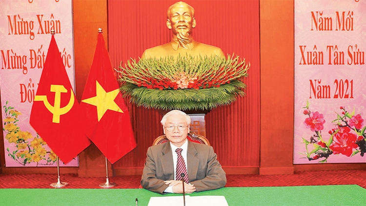 China wishes Vietnam greater success in national development