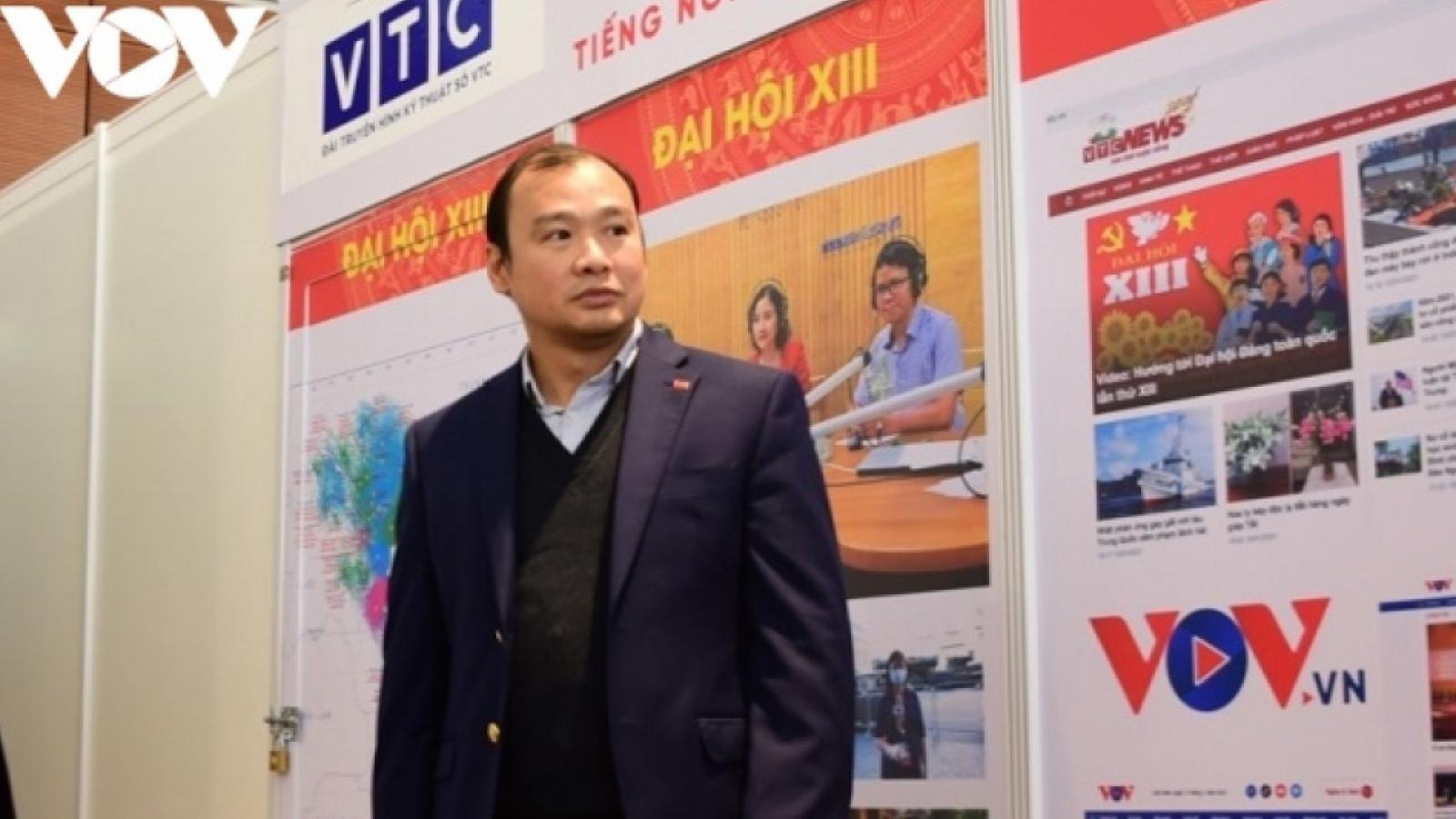 """Ông Lê Hải Bình: """"Khát vọng sẽ mãi là khát vọng nếu không được triển khai"""""""