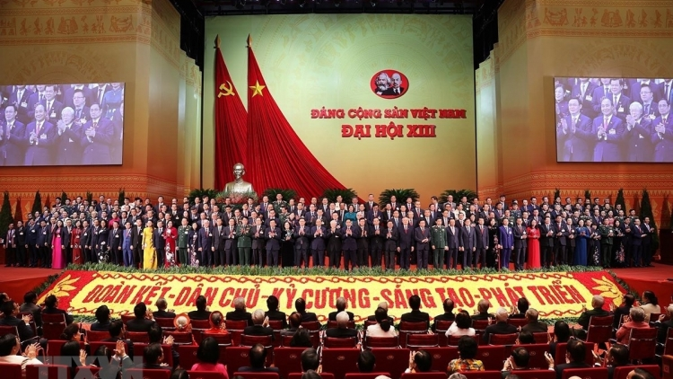 New Party Central Committee makes debut