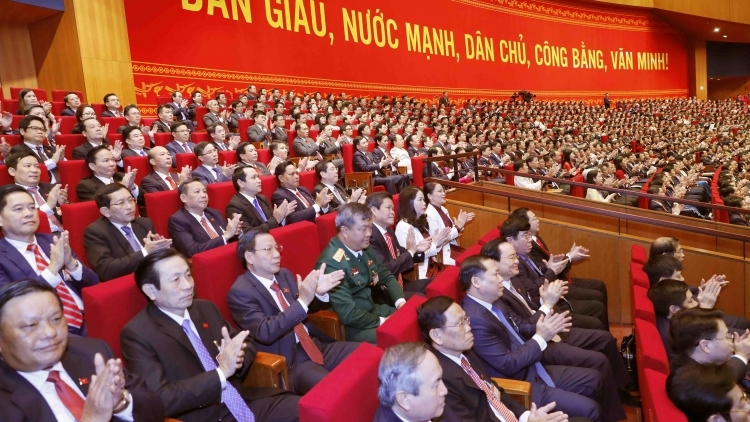 Communist Party closes National Congress on Feb. 1
