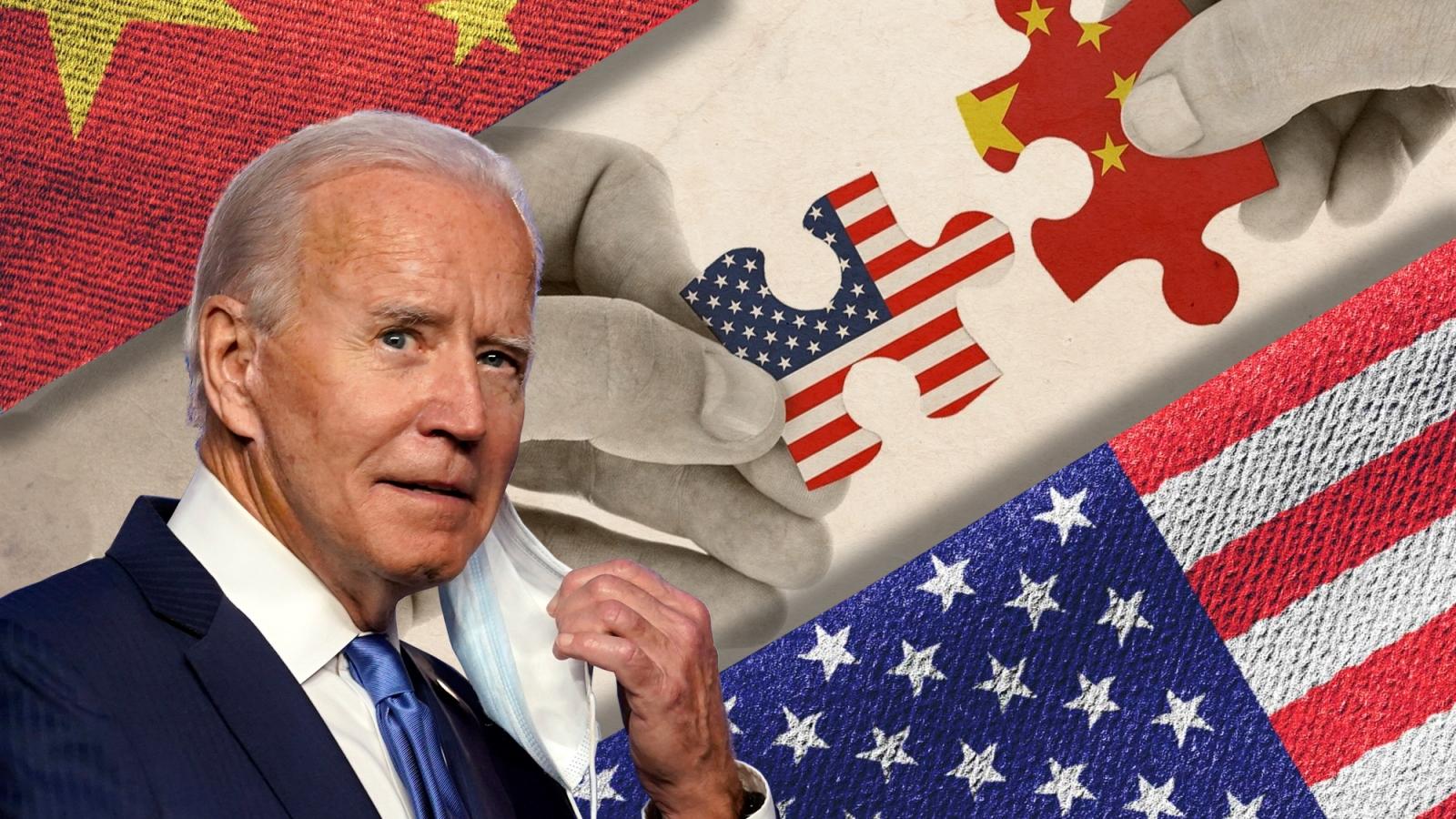 """Quan hệ Mỹ-Trung thời Biden: """"Hồi sinh từ tro tàn"""" hay khoét sâu chia rẽ?"""