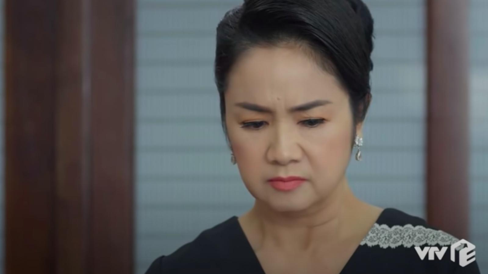 """""""Hướng dương ngược nắng"""" tập 31: Bà Bạch Cúc sững sờ trước kế hoạch kinh doanh của Minh"""