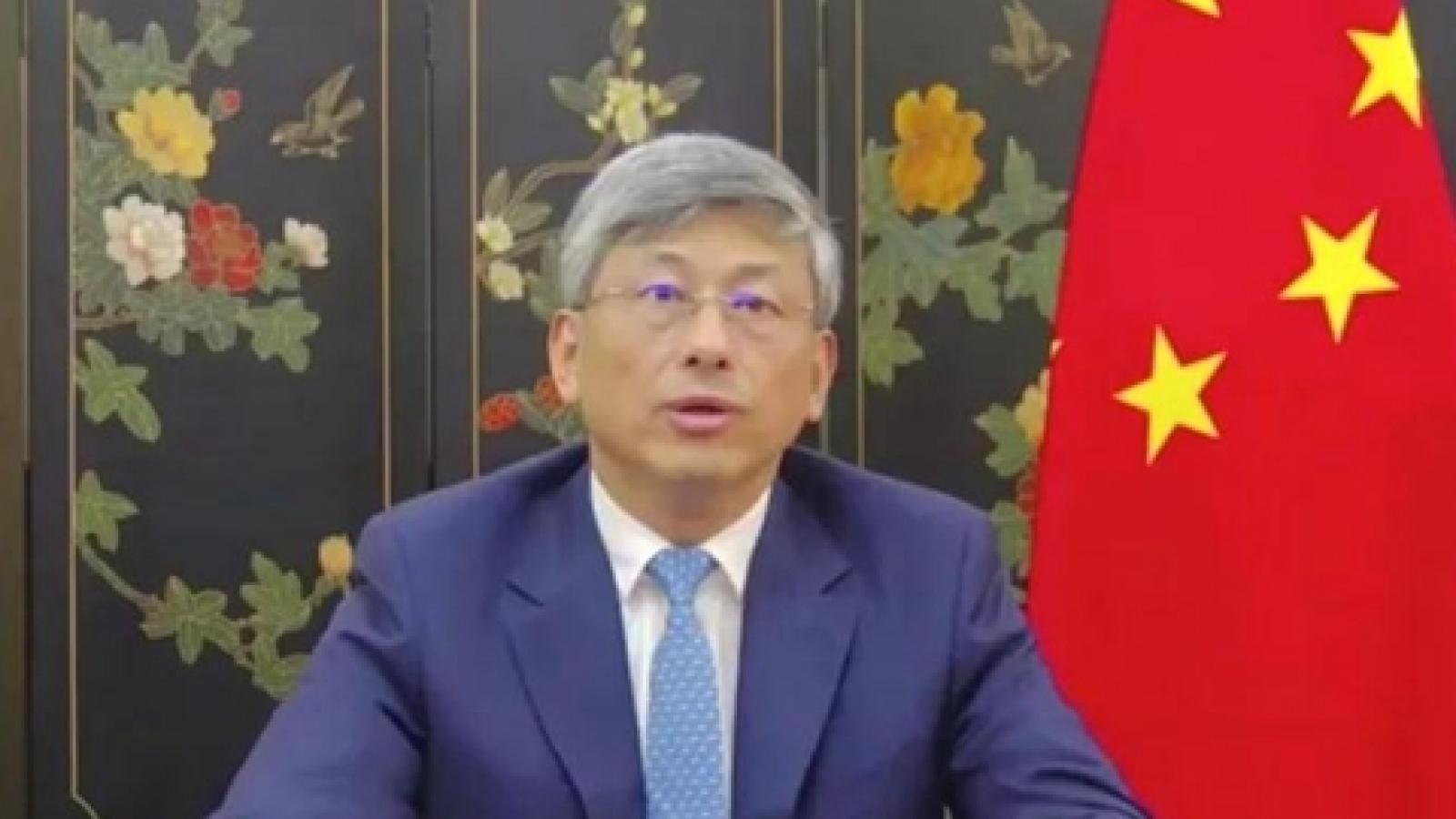 """Trung Quốc khẳng định """"không được biết trước"""" về tình hình Myanmar"""