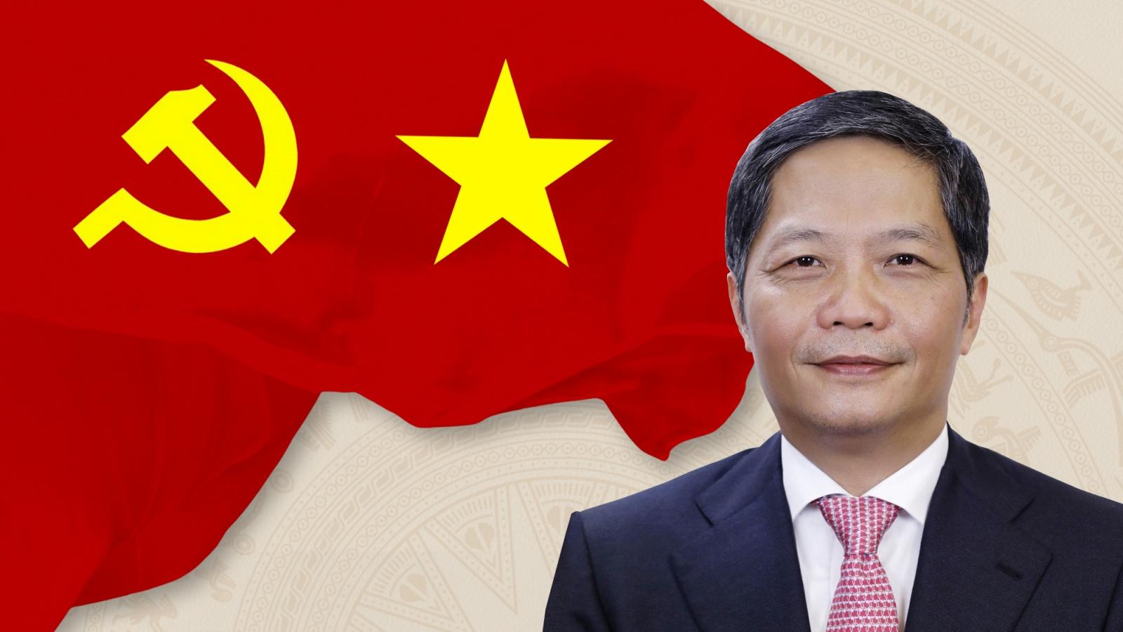 Tiểu sử ông Trần Tuấn Anh - Ủy viên Bộ Chính trị, Trưởng Ban Kinh tế Trung ương khóa XIII