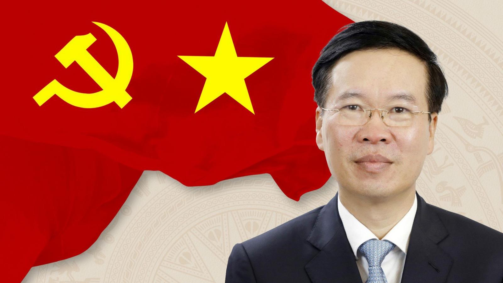 Tiểu sử ông Võ Văn Thưởng - Ủy viên Bộ Chính trị, Thường trực Ban Bí thư khóa XIII