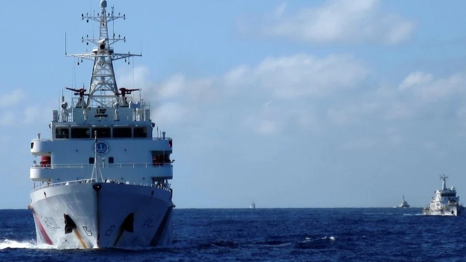 Luật Hải cảnh Trung Quốc khiến Philippines bùng nổ tranh cãi nội bộ về đe dọa trên biển