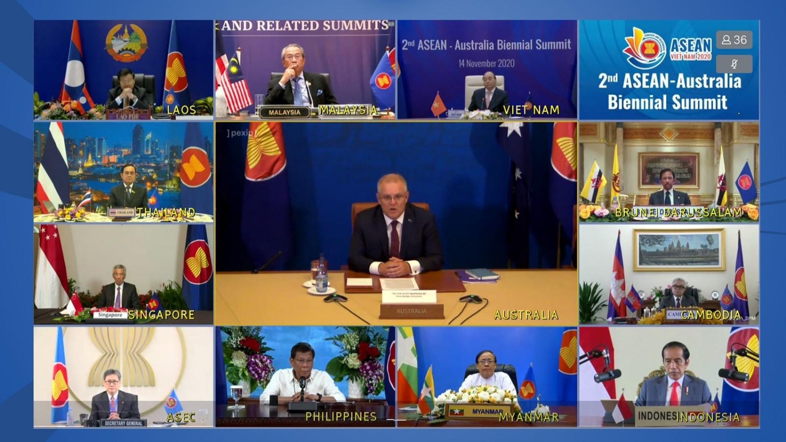 Australia ngày càng gắn kết hơn với Đông Nam Á