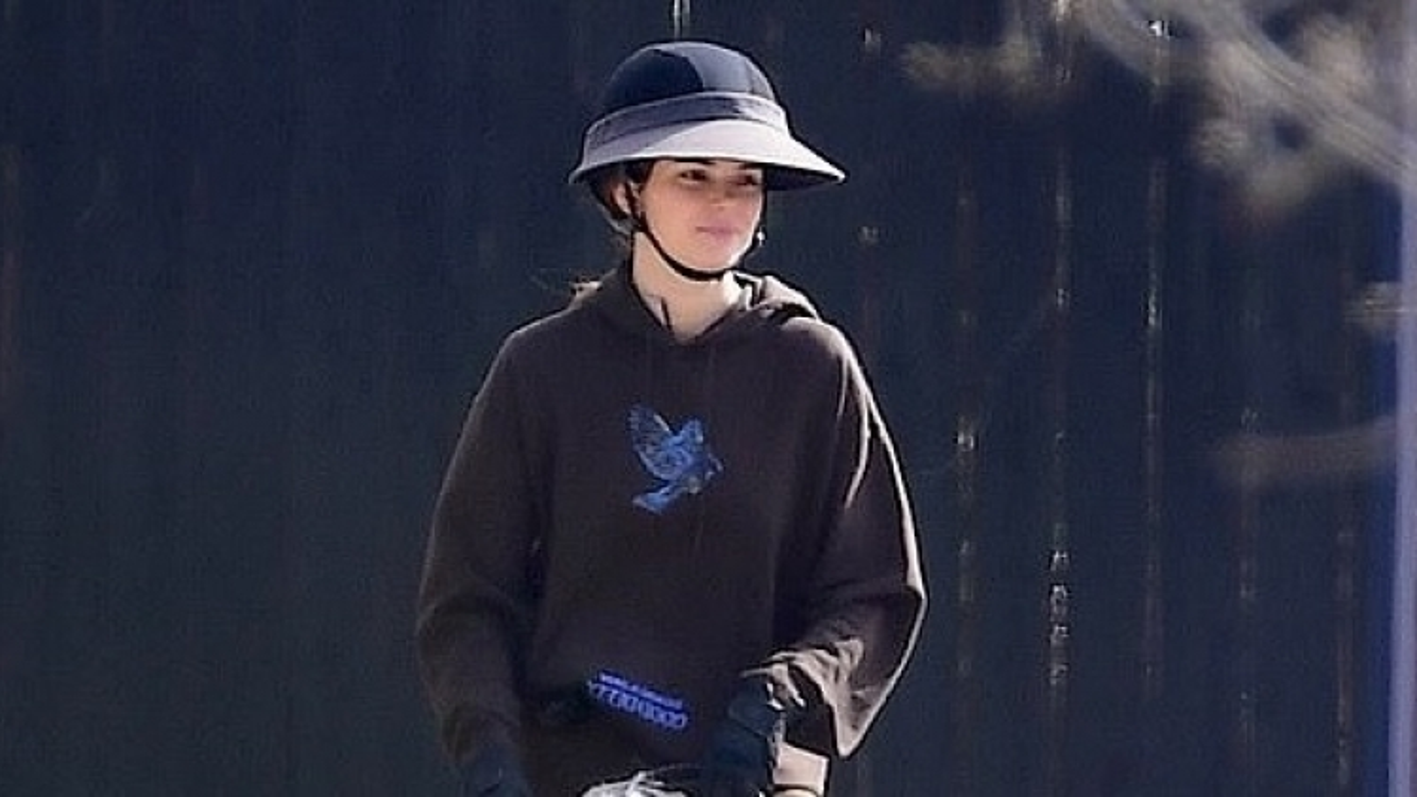 Kendall Jenner hào hứng học cưỡi ngựa trong thời gian nghỉ dịch