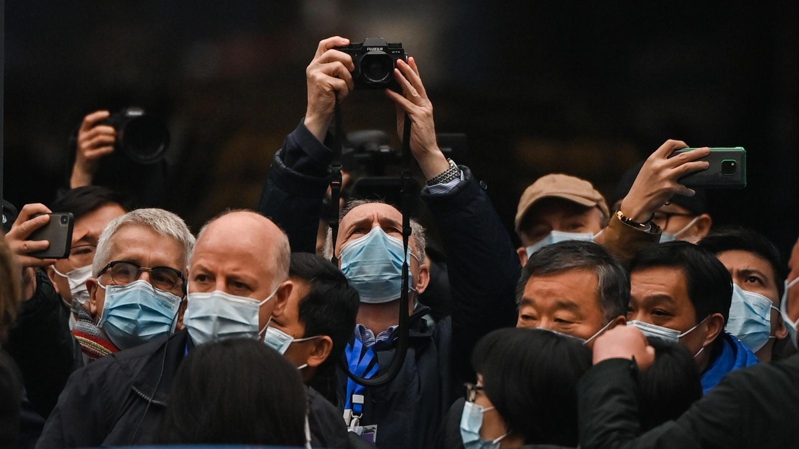 Nhóm chuyên gia WHO tiếp tục lịch trình khảo sát thực tế tại Vũ Hán