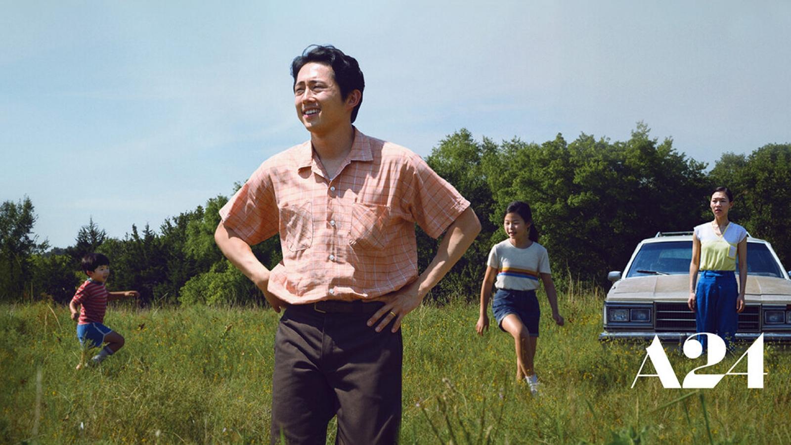 """""""Minari"""" - Ứng cử viên sáng giá cho đường đua Quả cầu Vàng của điện ảnh Hàn Quốc"""
