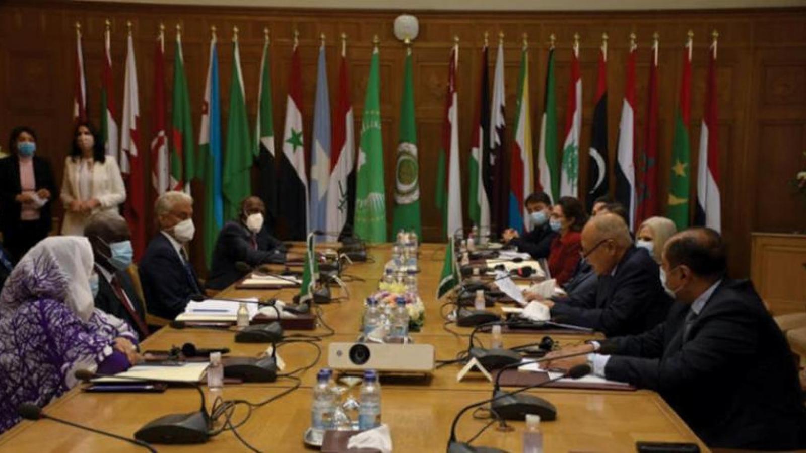 Hội nghị Thượng đỉnh Arab-châu Phi
