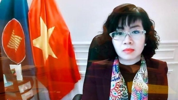 Vietnam promotes women's role in society: ambassador