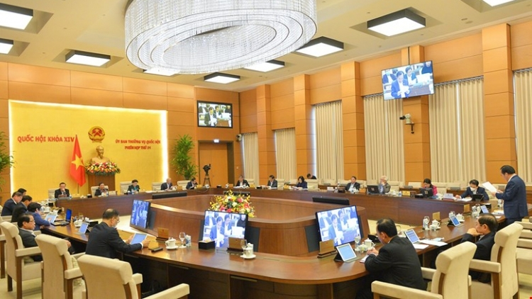 53rd meeting of 14th NA Standing Committee set to open on February 22