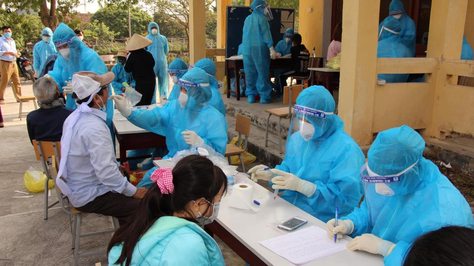 Sáng nay, Việt Nam không có ca mắc COVID-19 mới trong cộng đồng