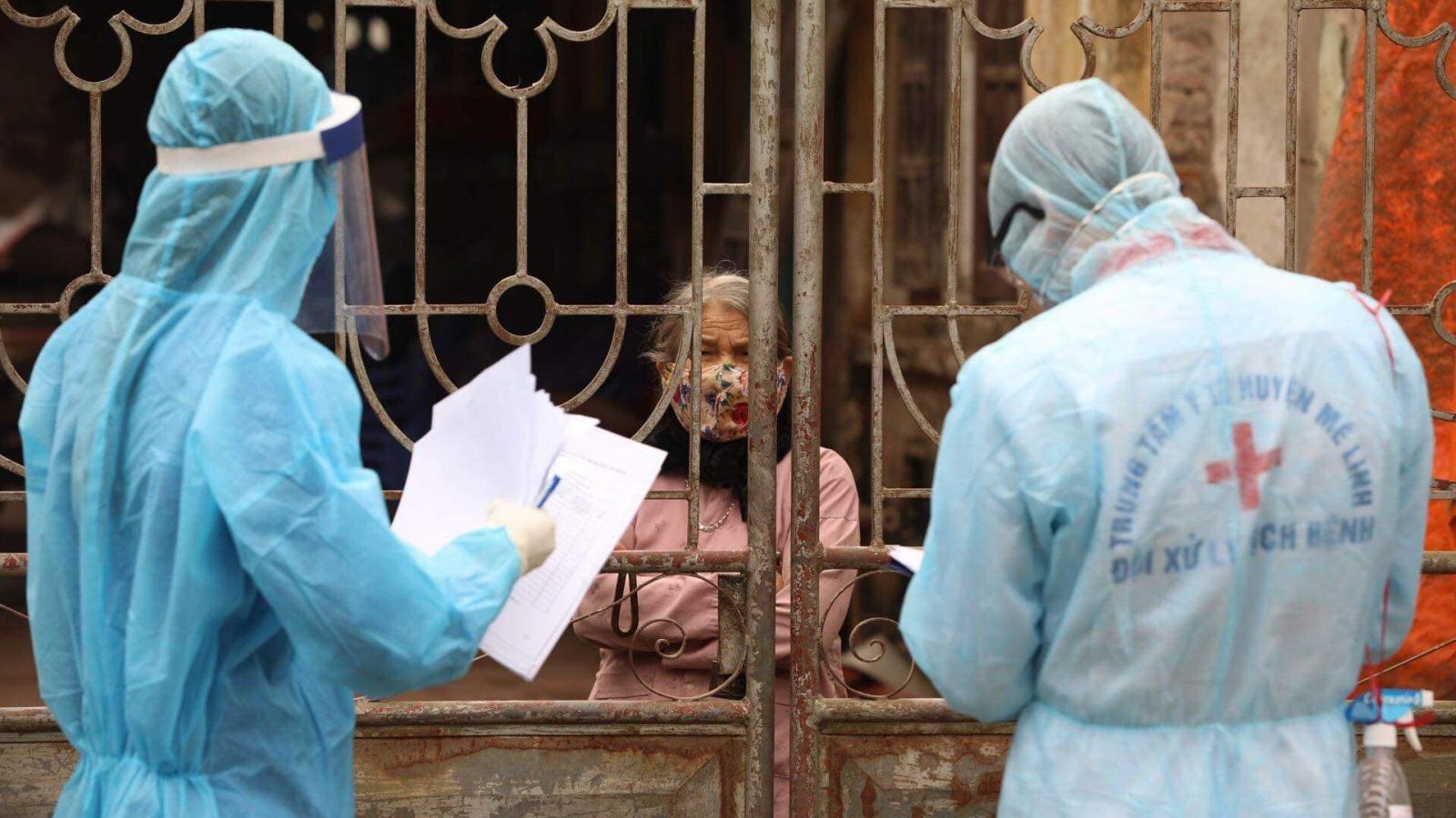 Chuyên gia người Nhật tử vong ở Hà Nội là ca mắc COVID-19 thứ 2229 tại Việt Nam