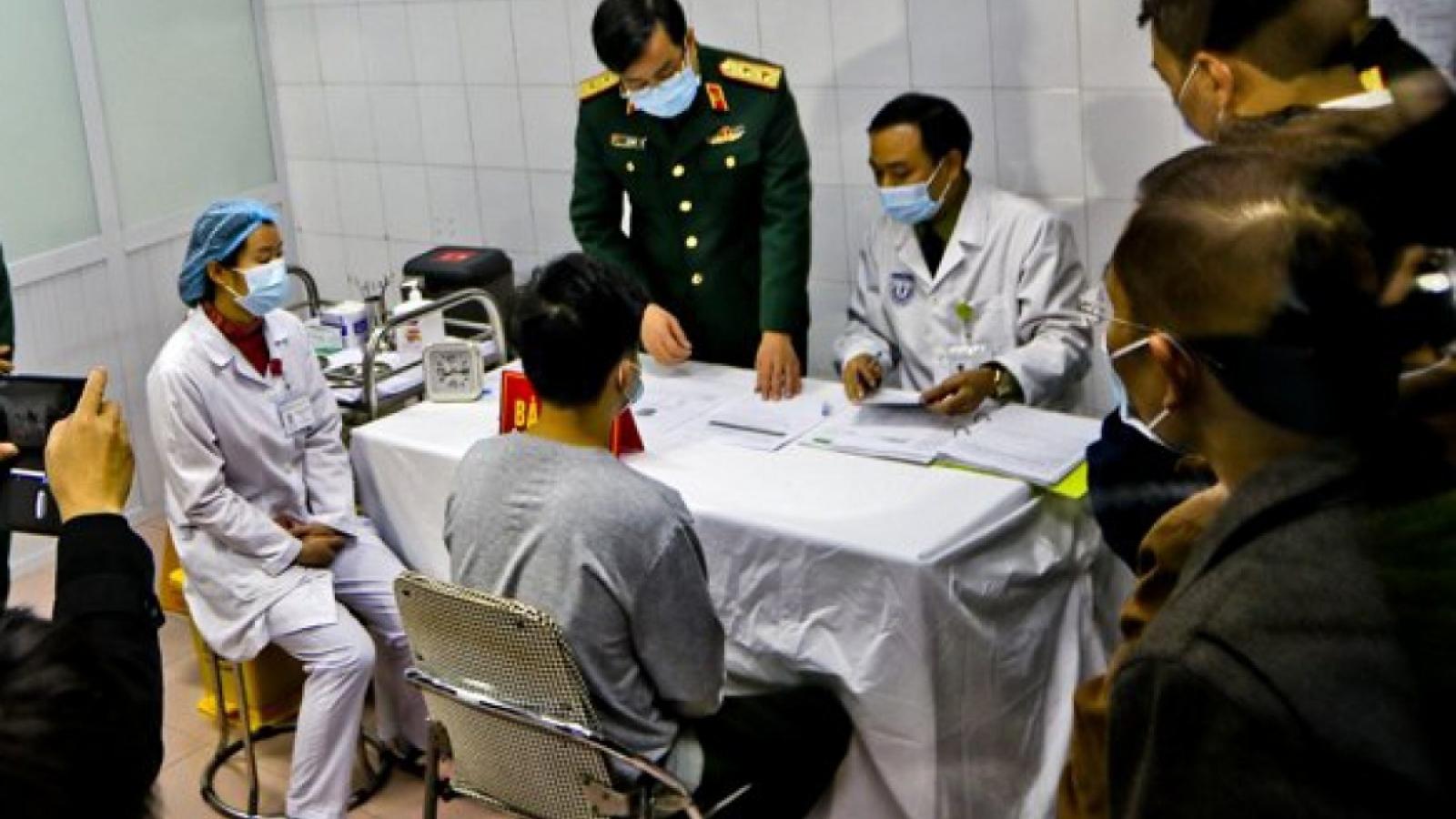 Đang thoả thuận để đưa 30 triệu liều vaccine COVID-19 về Việt Nam