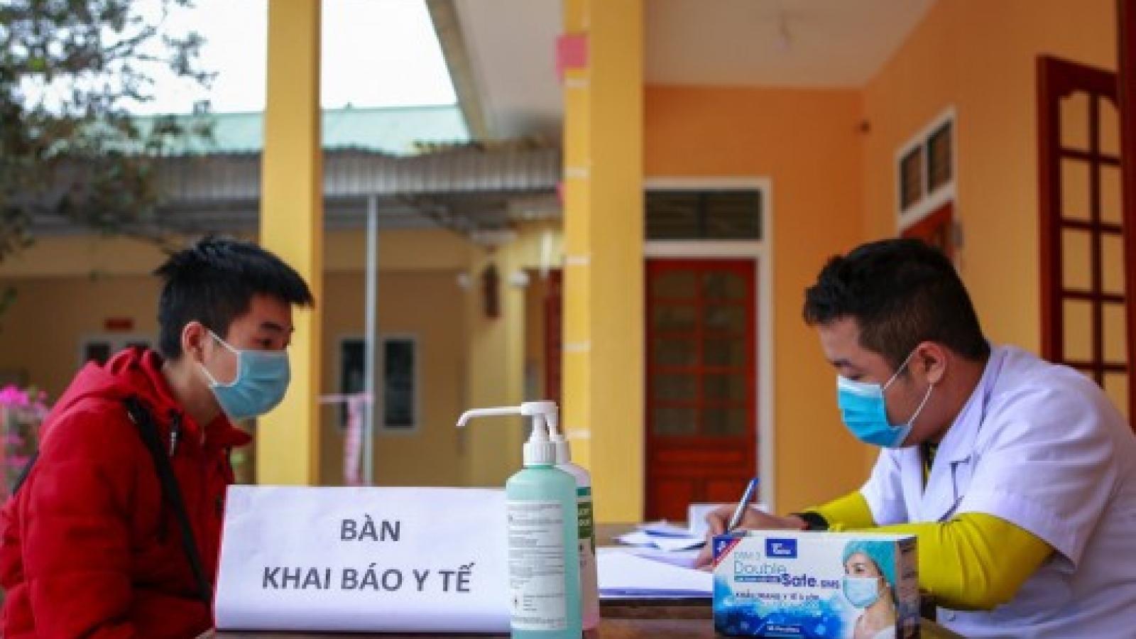 Nam sinh trường nghề trốn khỏi nơi cách ly ở Quảng Ninh để về Nghệ An