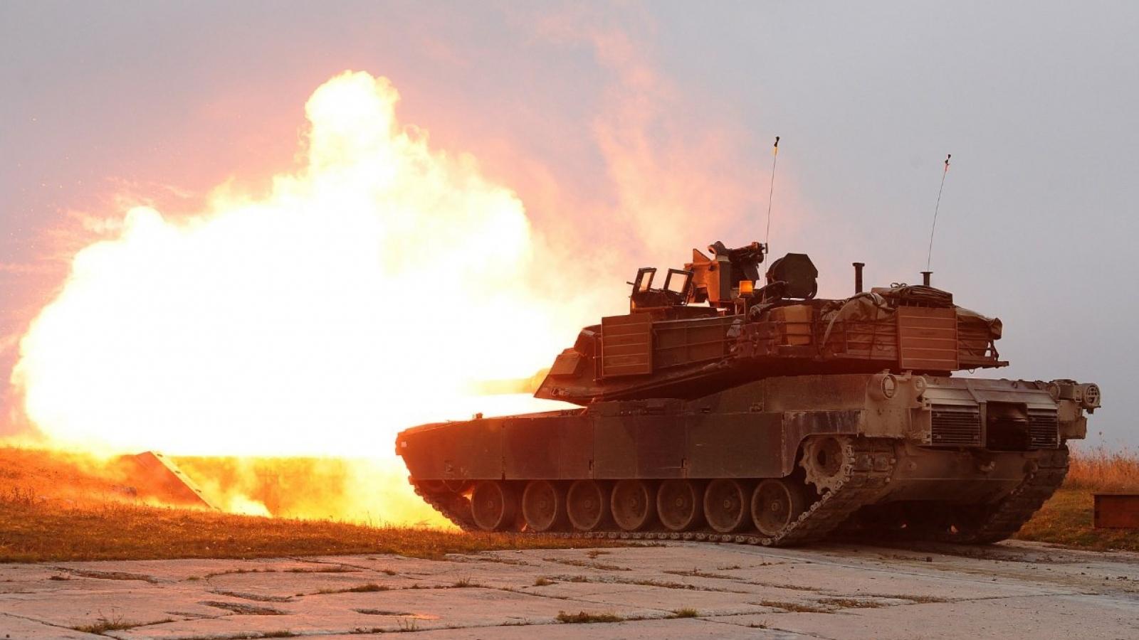Mỹ tăng cường quân sự ở Đông Âu nhằm đối đầu với Nga