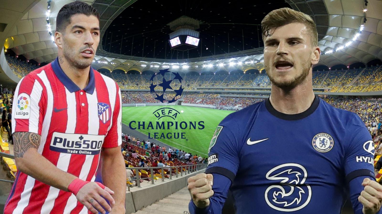 Dự đoán kết quả, đội hình xuất phát trận Atletico Madrid - Chelsea