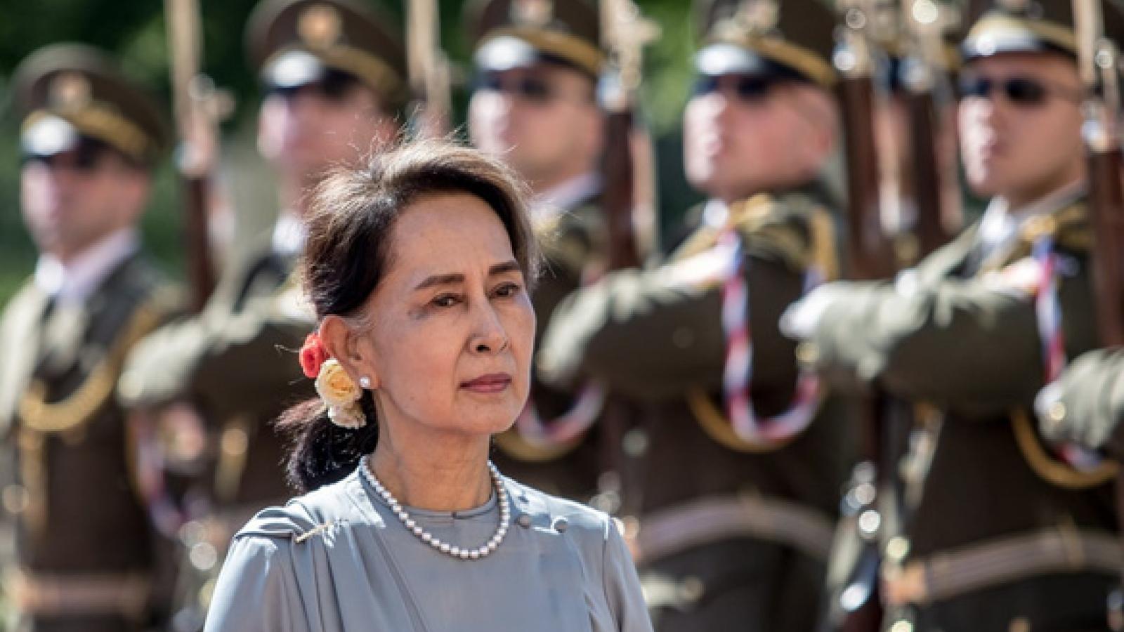 Binh biến Myanmar: Đảng NLD kêu gọi triệu tập phiên họp Quốc hội